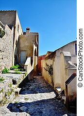 Historic town of Monemvasia, Greece