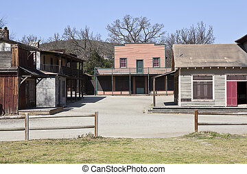 Historic US National Park Owned Ghost Town