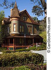 Historic victorian house