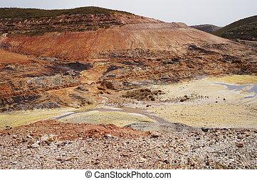 historical abandoned mining