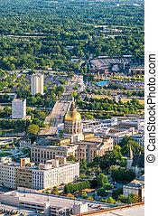 Atlanta Georgia State Capital
