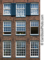 Historical building in Amsterdam