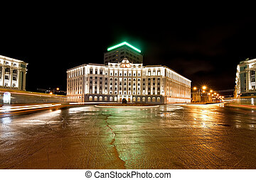 Historical city center