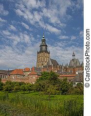 Historical city center of Zutphen