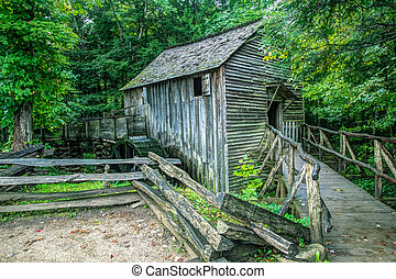 Historical Grist Mill