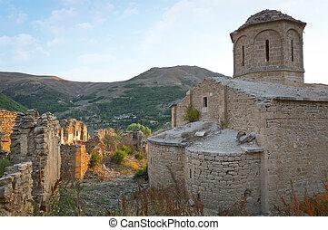 Historical Imera Monastery