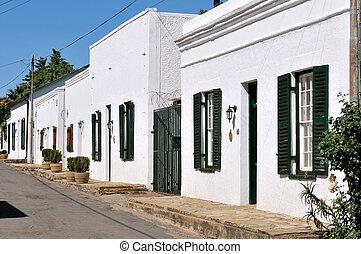 Historical Karoo houses in Colesberg