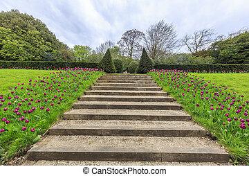 Historical landmark around Arundel Castle