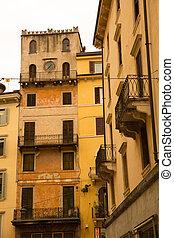 historique,  architecture, Vérone