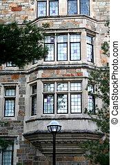 historisch, universiteit
