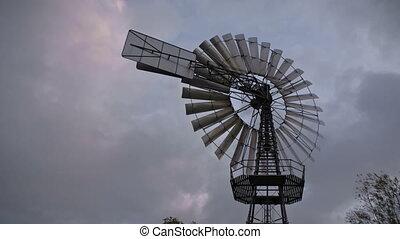 historisch, windmolen