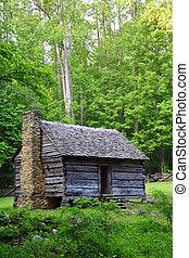 historyczny, kabina