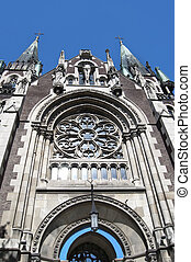 historyczny, kościół
