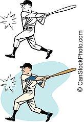 Hitting a Home Run