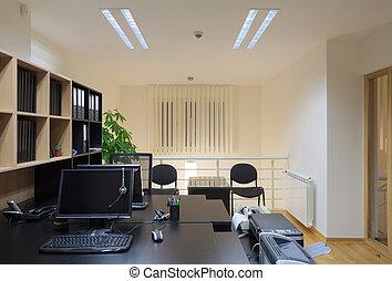 hivatal belső
