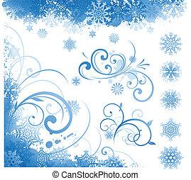 hiver, articles