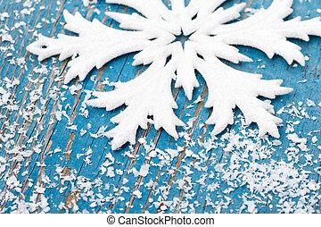 hiver, concept