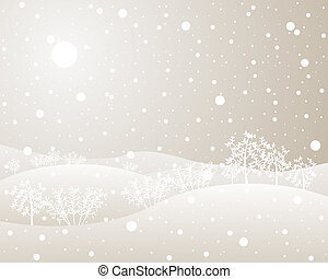 hiver, hedgerows