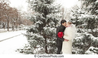 hiver, mariage