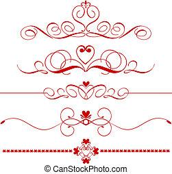 hjärta, avdelare