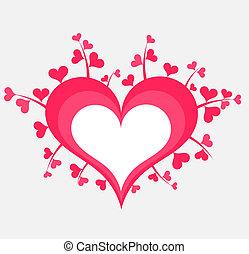 hjärta, etikett