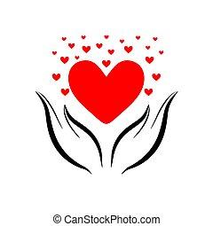 hjärta, hands3