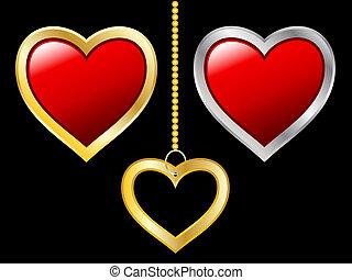 hjärta, ikonen