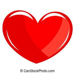 hjärta, illustration
