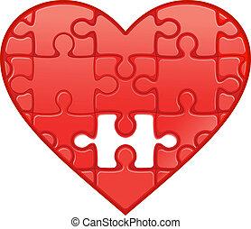 hjärta, problem
