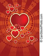 hjärtan, bakgrund