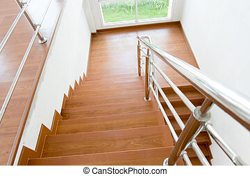 hjem, stairs
