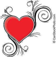 hjerte, constitutions