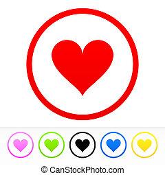hjerte, symbol