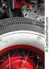 hjul, årgång