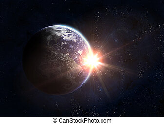 hlína, s, ta, vznik vystavit účinkům slunce