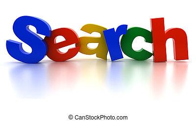hledání