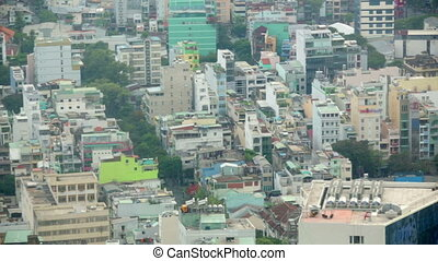 Ho Chi Minh City, Saigon downtown, Vietnam