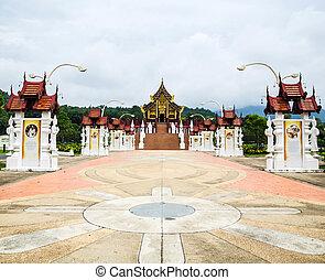ho kham luang, the northern thai st