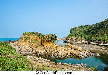 Ho Ping Island Hi Park in Taiwan