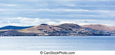 Hobart Town Suburbs