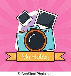 hobby, mein, verwandt