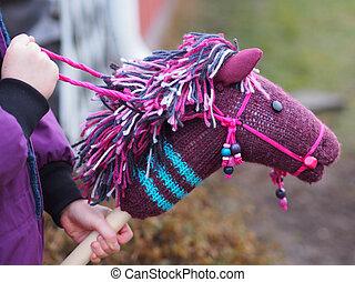 hobby paard
