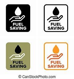 hoch, leistungsfähigkeit, einsparung, kraftstoff, ...