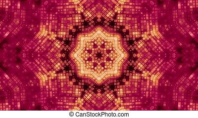 hoch, licht, technologie, stroboskopisch, kaleidoskop