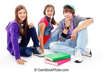 hochschule, friends