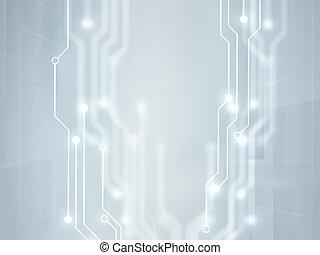 hochtechnologisch, hintergrund