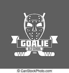 hockey logo design