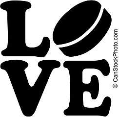2031+ Love Hockey Svg SVG Images File