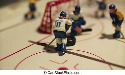 hockey, lucifer, opeenvolging