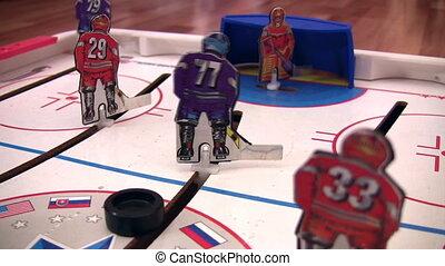 hockey, speelbal